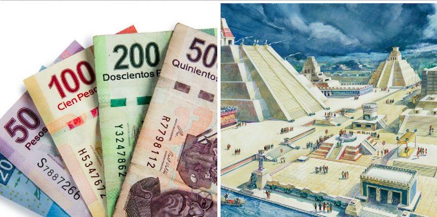 Billetes mexicanos - Paisajes