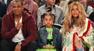 ¡La pequeña Blue Ivy, hija de Beyoncé, rapea en el nuevo disco de Jay Z!