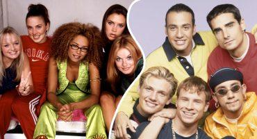 ¡Los Backstreet Boys quieren hacer una gira con las Spice Girls!