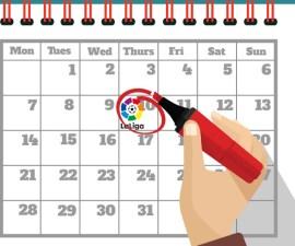 Calendario de La Liga