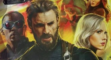 ¿Qué pasa si juntas los pósters de Avengers: Infinity War?