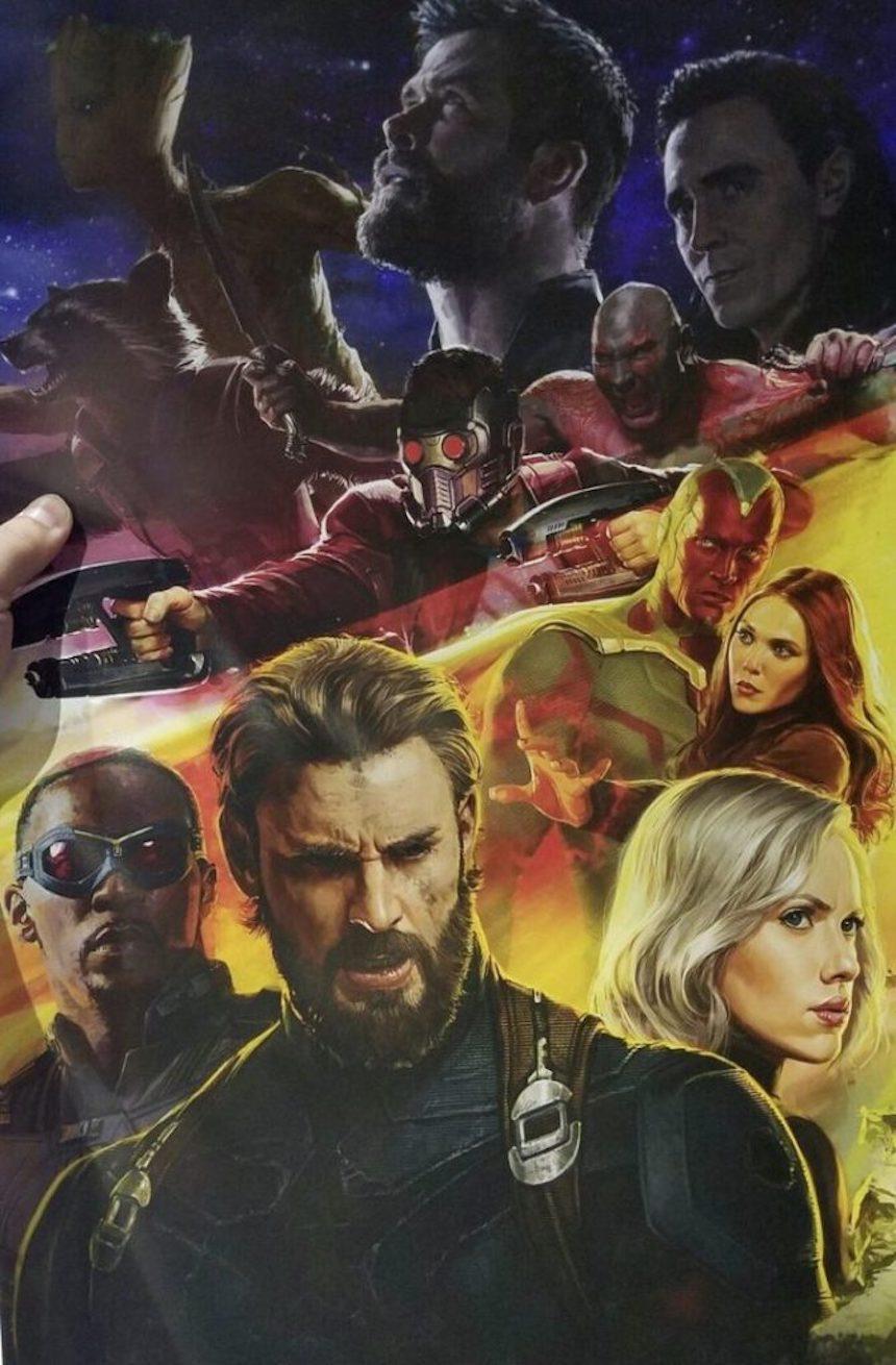 Póster - Captain America
