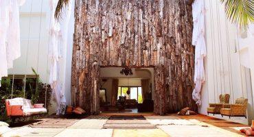 Construyen hotel en una de las mansiones de Pablo Escobar