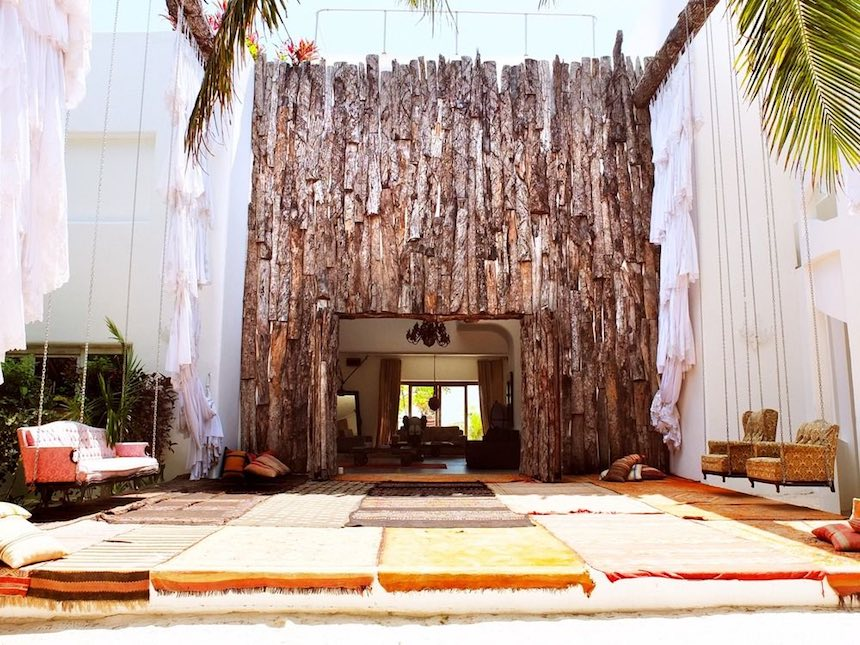 Construyen hotel en una de las mansiones de pablo escobar for La mansion casa hotel apurimac