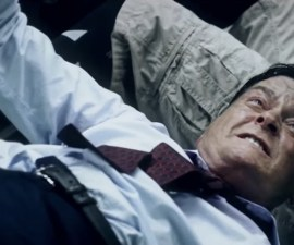 Charlie Sheen en su película 9/11