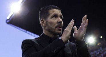 Cholo Simeone manda saludos a la afición del Toluca