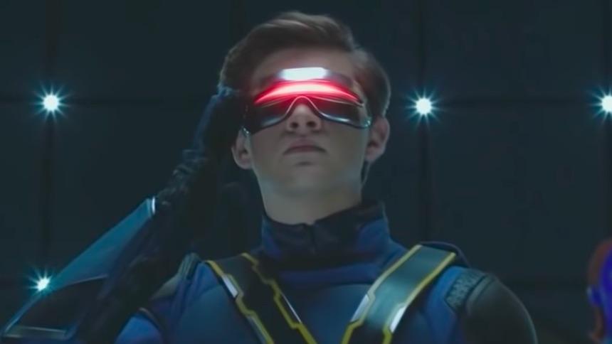 Échenle un primer vistazo a Cíclope en X-Men: Dark Phoenix