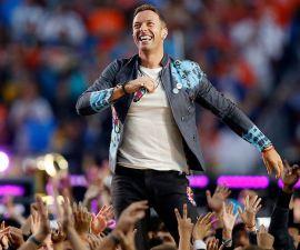 Coldplay en Global Citizen