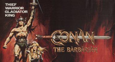 La difícil filmación de Schwarzenegger en Conan The Barbarian