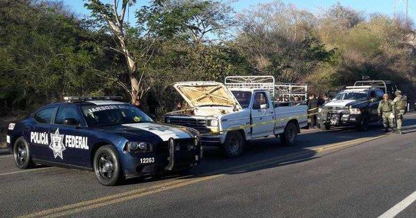 Matan a ocho personas en Concordia, Sinaloa