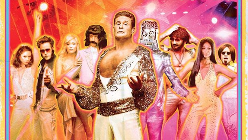 Tendremos video musical de 'Guardians Inferno' con David Hasselhoff