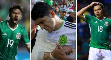 ¿Quién será el delantero titular de la Selección Mexicana en la Copa Oro?