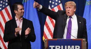 El nuevo capítulo de la trama rusa es protagonizado por hijo de Trump