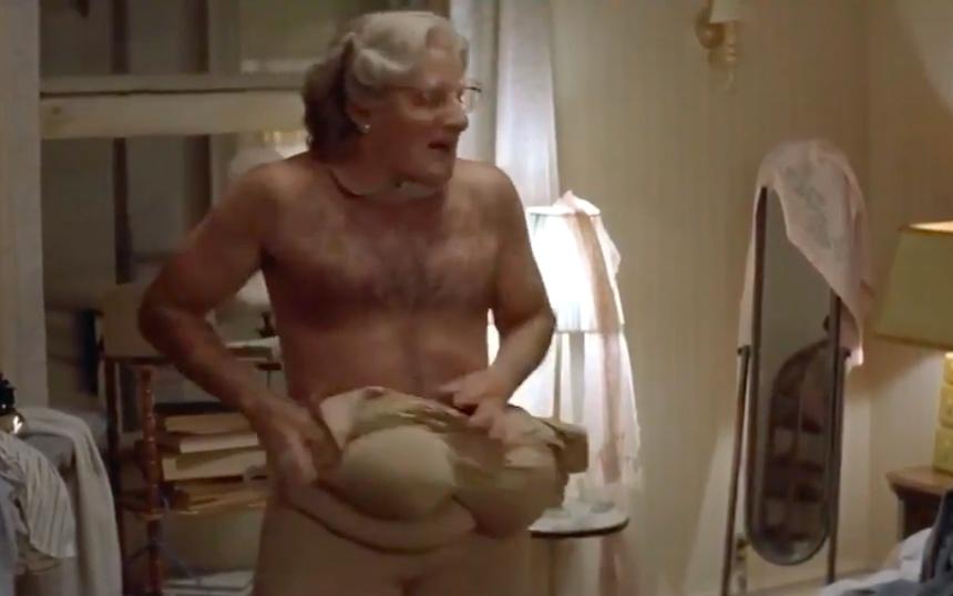 Robin Williams - Travestismo