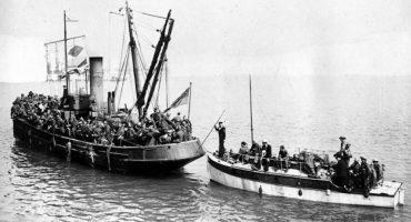 Estas fotos nos enseñan cómo se vivió la batalla de Dunkerque
