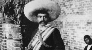 Para tequilas y sombreros de charro: familia de Emiliano Zapata registra nombre del caudillo como marca