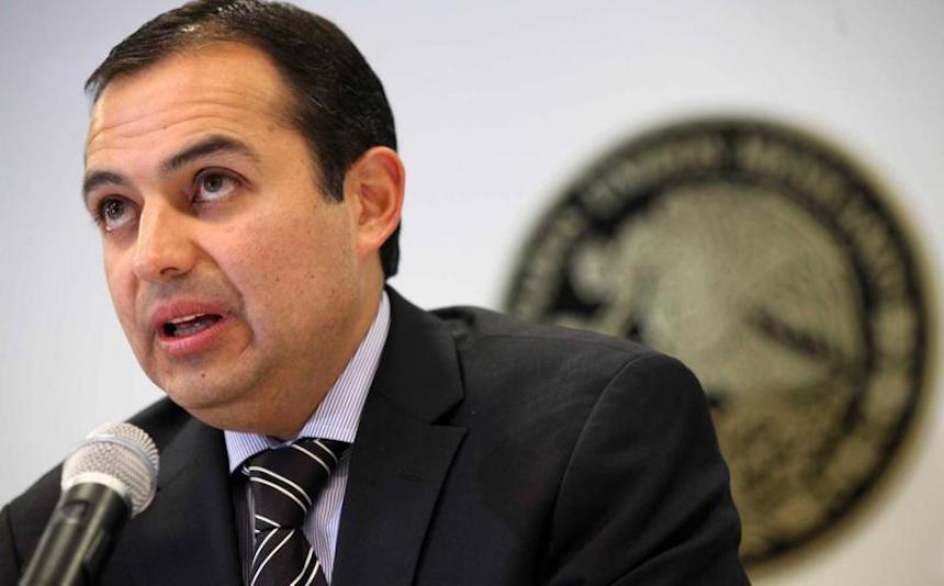 Ernesto Cordero, senador el PAN