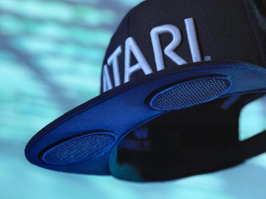 Atari nos presenta su nuevo invento: un... ¿gorro con speakers?