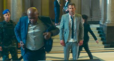 Ryan Reynolds y Samuel L. Jackson se lucen en The Hitman's Bodyguard