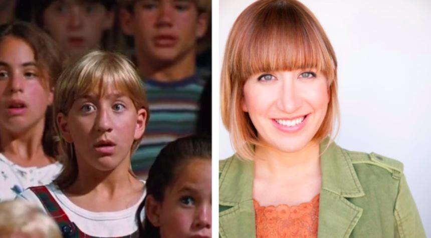 ¡Qué impresión! Así lucen hoy los personajes de Matilda ...