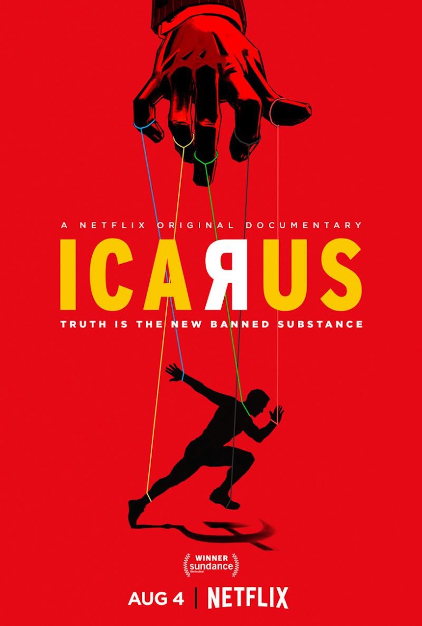 Icarus - Póster