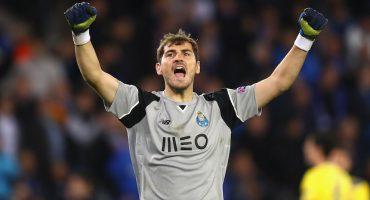Ahora que viene a México ¡Estas son las mejores atajadas de Iker Casillas!