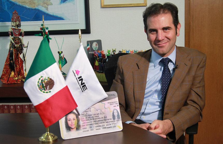 INE desecha quejas contra el PRI por irregularidades en las pasadas elecciones