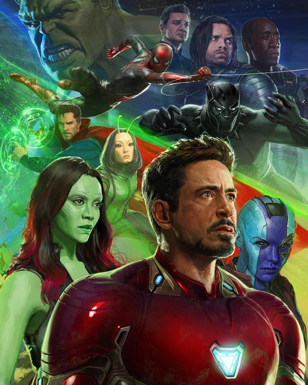Póster - Iron Man