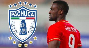 ¿Jackson Martínez dejará China para firmar con el Pachuca?