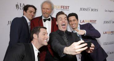 Demandan a Clint Eastwood por la película de Jersey Boys