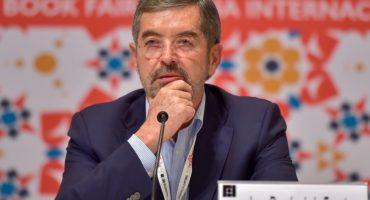 El exrector de la UNAM, Juan Ramón de la Fuente