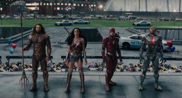 Los héroes son llamados a la acción: ¡Nuevo tráiler de Justice League!