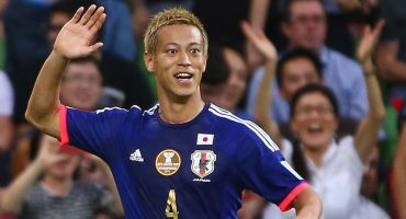 Keisuke Honda debutará hasta la Fecha 4 o 5, está lesionado