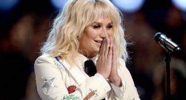 Kesha está de regreso con 'Rainbow' su primer disco en 5 años