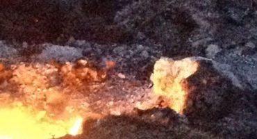 No era nuevo volcán lo de Michoacán, era