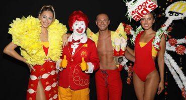 McDonald's tuvo su pasarela de modas y es todo lo que se imaginan