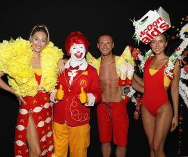 McDonald's - Desfile de modas