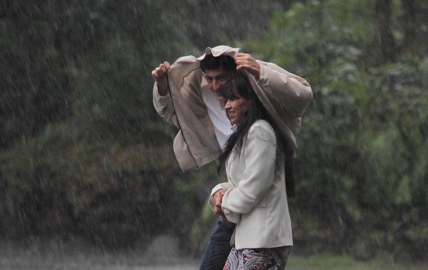 Así estarán las lluvias en la Ciudad de México