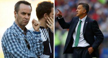 Luis Miguel Salvador 'pondrá quieto' a Juan Carlos Osorio