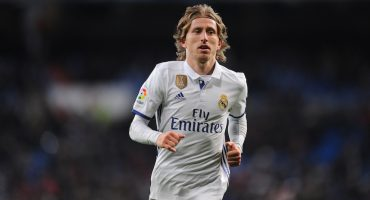 Luka Modric busca romper la 'maldición del 10' del Real Madrid