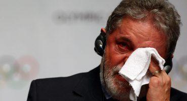 Lula es condenado a nueve y medio años de prisión