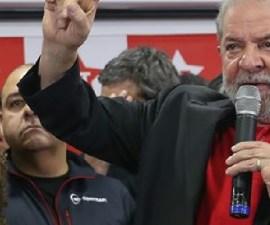 El expresidente de Brasil, Luiz Inácio Lula da Silva