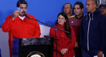 México no reconoce elecciones en Venezuela, Maduro las celebra, se prevén protestas