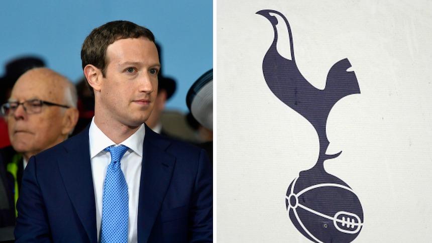 Mark Zuckerberg compraría al Tottenham por una verdadera millonada