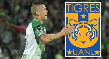 Tigres le gana la batalla al América por Mateus Uribe