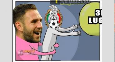 Los mejores memes de la cruzazuleada de México contra Portugal