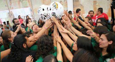 ¡Medalla de bronce para México en el Mundial de Futbol Americano Femenil!