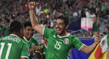 Sufriendo, pero México le gana a Honduras y pasa a semifinales
