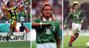 Nueve futbolistas mexicanos de los 90s que hubieran podido jugar en Europa