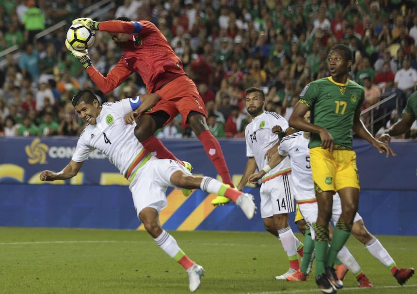 Mexico v Jamaica - 2017 CONCACAF Gold Cup